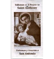 TALISMAN ST. ANTHONY