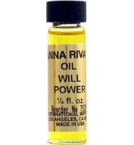 ANNA RIVA OIL WILL POWER