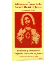 TALISMAN SACRED HEART OF JESUS