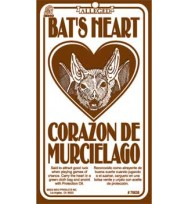 Bat Heart In Envelope