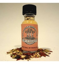 Fiery Wall of Protection Oil 1/2 oz
