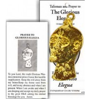 Talisman The Glorious Elegua