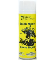 QUICK MONEY AEROSOL SPRAY 6.5 oz. (184g)