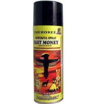 FAST MONEY (CHEROKEE SPIRIT) INDIO AEROSOL SPRAY  14.4 oz. (408g)