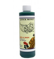 QUICK MONEY 7 SISTERS BATH & FLOOR WASH 8 fl. oz. (236ml)