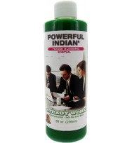 STEADY WORK  INDIO POWERFUL INDIAN SPIRITUAL BATH & FLOOR WASH  8 fl. oz. (236ml)