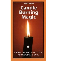 CANDLE BURNING MAGIC BOOK - ANNA RIVA