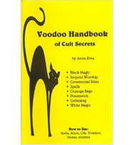 VOODOO HANDBOOK OF CULT SECRETS – ANNA RIVA 48 pages