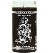 14 DAY CANDLE ST ANTHONY BROWN