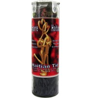 SCENTED PALM COCKTAIL CANDLE HAITIAN TIE – PURPLE