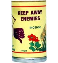 7 SISTERS INCENSE POWDER KEEP AWAY ENEMIES 1 3/4 oz (49g)