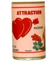 INCENSE POWDER 7 SISTER ATTRACTION