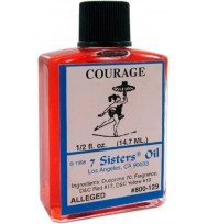 7 SISTERS OIL COURAGE 1/2 fl. oz. (14.7ml)