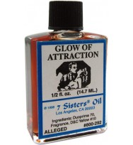 7 SISTERS OIL GLOW OF ATTRACTION 1/2 fl. oz. (14.7ml)