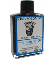 7 SISTERS OIL KING SOLOMON 1/2 fl. oz. (14.7ml)