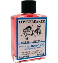 7 SISTERS OIL LOVE BREAKER 1/2 fl. oz. (14.7ml)