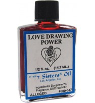 7 SISTERS OIL LOVE DRAWING POWER