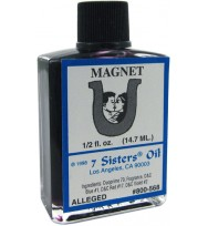 7 SISTERS OIL MAGNET 1/2 fl. oz. (14.7ml)
