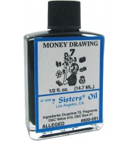 7 SISTERS OIL MONEY DRAWING 1/2 fl. oz. (14.7ml)