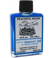 7 SISTERS OIL PEACEFUL HOME 1/2 fl. oz. (14.7ml)