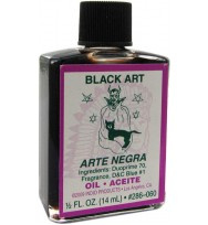INDIO OIL BLACK ART 1/2 fl. oz. (14.7ml)