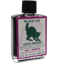 INDIO OIL BLACK CAT 1/2 fl. oz. (14.7ml)
