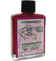 INDIO OIL COMMANDING 1/2 fl. oz. (14.7ml)