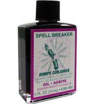 INDIO OIL SPELL BREAKER 1/2 fl. oz. (14.7ml)