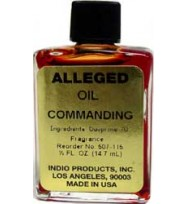 PSYCHIC OIL COMMANDING 1/2 fl. oz. (14.7ml)
