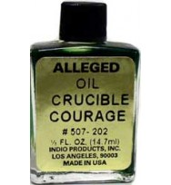 PSYCHIC OIL CRUCIBLE OF COURAGE 1/2 fl. oz. (14.7ml)