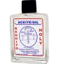 PSYCHIC OIL HOLY  1/2 fl. oz. (14.7ml)