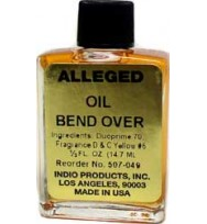 PSYCHIC OIL BEND OVER 1/2 fl. oz (14.7ml) for $ 1.75 each