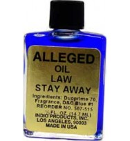PSYCHIC OIL LAW STAY AWAY 1/2 fl. oz (14.7ml)