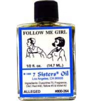 7 SISTERS OIL FOLLOW ME GIRL 1/2 fl. oz. (14.7ml)