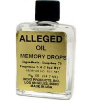 PSYCHIC OIL MEMORY DROPS 1/2 fl. oz (14.7ml)