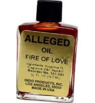 PSYCHIC FIRE OF LOVE OIL 1/2 fl. oz (14.7ml).