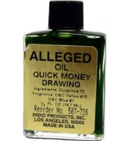 PSYCHIC OIL QUICK MONEY DRAWING 1/2 fl. oz (14.7ml)