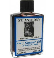 7 SISTERS OIL ST. ANTHONY 1/2 fl. oz. (14.7ml)