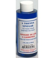 INDIO FOUR THIEVES VINEGAR 4 fl. oz. (118ml)