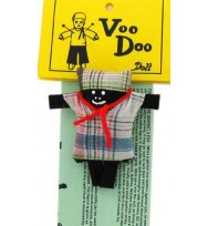 "VOODOO DOLL MALE 3 ½"" TALL"