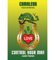 SACHET POWDER IN ENVELOPE CONTROL YOUR MAN CAMALEON 1/2 oz. (14g)
