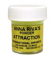 ANNA RIVA SACHET POWDER ATTRACTION 1/2 oz. (14g)