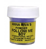 ANNA RIVA SACHET POWDER FOLLOW ME BOY 1/2 oz. (14g)
