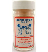 7 SISTERS OF NEW ORLEANS SACHET POWDER BEND OVER 1 oz. (28.3g)