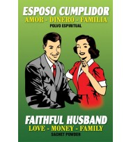 SACHET POWDER IN ENVELOPE FAITHFUL HUSBAND 1/2 oz. (14g)