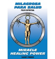 SACHET POWDER IN ENVELOPE MIRACLE HEALING POWER 1/2 oz. (14g)