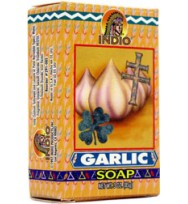 INDIO SOAP GARLIC
