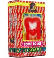 INDIO SOAP COME TO ME 3 oz. (85g)