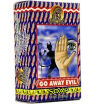 INDIO SOAP GO AWAY EVIL 3 oz. (85g)