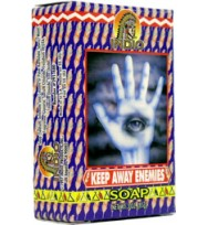 INDIO SOAP KEEP AWAY ENEMIES 3 oz. (85g